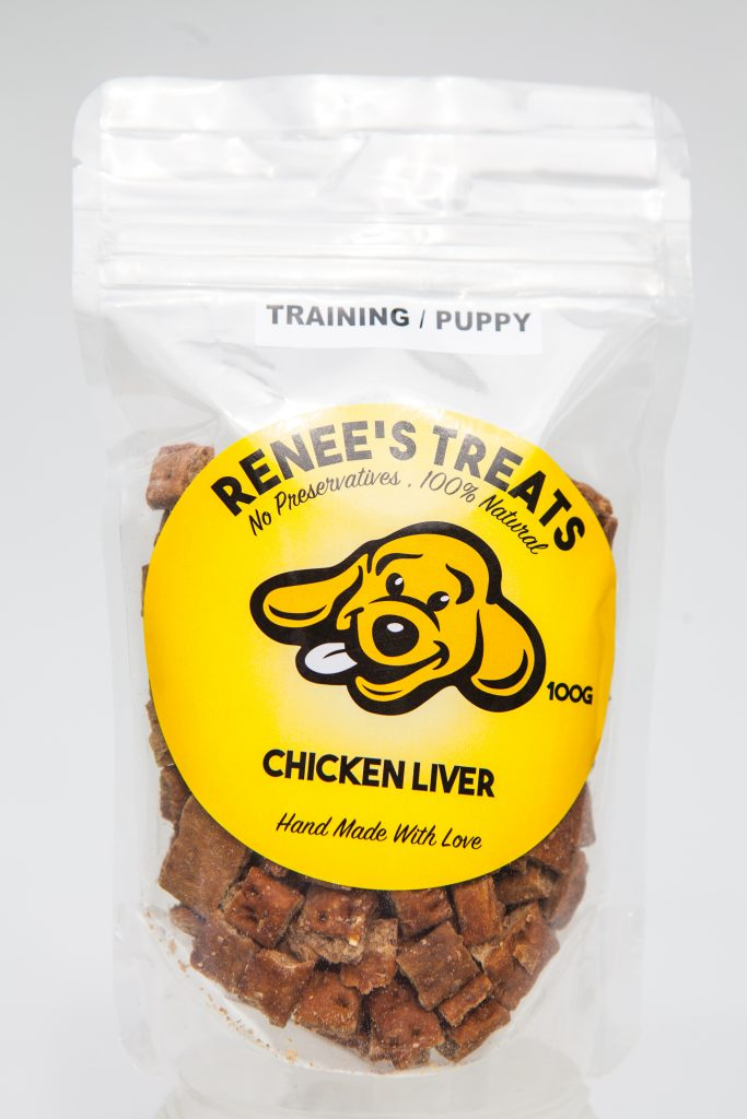 Puppy & Training – Renee's Treats